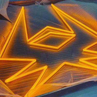 prowake led neon sign